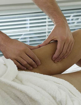 Massage minéral svelt'