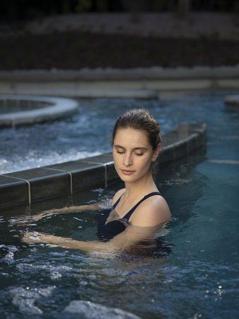Bains thermaux et massage shiatsu du Mont-Blanc