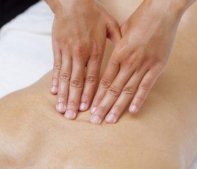 Massage tonique aux Thermes de Saint-Gervais Mont-Blanc