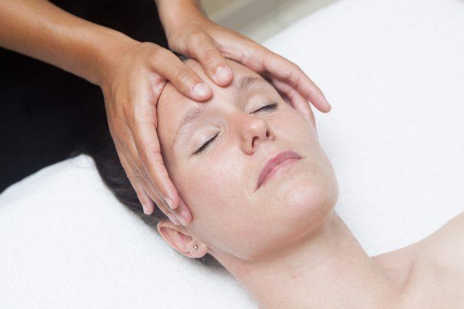 Massage détente secret des sommets (Shiatsu crânien)