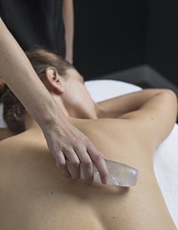 massage cristal roche